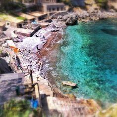 Port de Sa Calobra in Escorca, Islas Baleares July adventures 2014