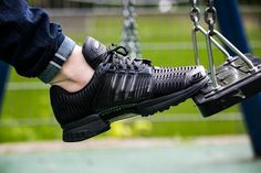 new products 7b0ec 50098 ADIDAS ORIGINALS CLIMA COOL 1 TRIPLE BLACK BA8582