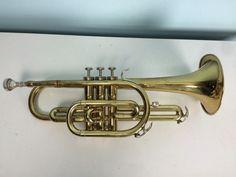 Catawiki online auction house: Trompet goudlak Conn