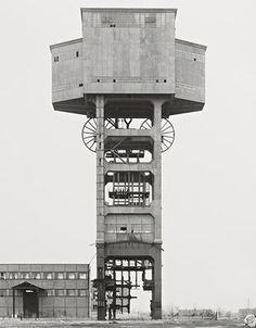 Bernd and Hilla Becher: photo art as a highly focused documentary discipline.