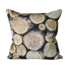 The cool Stubbar cushion cover comes from the Swedish brand Boel