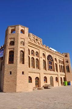 The Sherwana Castle was build by the Kurdish King Mohamed Pasha Jaff, Supreme Leader of the legendary Kurdish Jaff Tribe. (Photo Courtesy: Rebaz Omar)