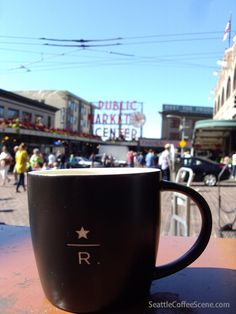 14 Great Coffee Places Near Pike Place Market!
