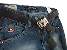 Dsquared2 Men's Jeans Denim Pant + FREE BELT
