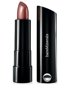 Makeup to Try: Bare Escentuals bareMinerals Marvelous Moxie Lipstick - Makeup - Beauty - Macy's $18
