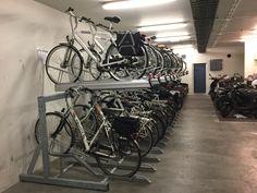 Politie Amsterdam stalt dienstfietsen in FalcoLevelPremium+ Amsterdam, Compact