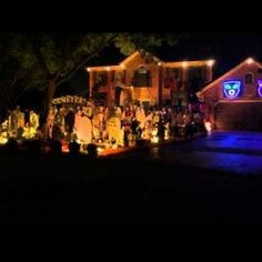 Most People Save the Crazy Decorations for Christmas butNot This House -