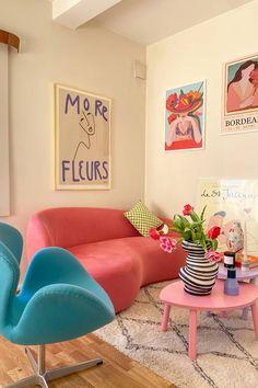Room Ideas Bedroom, Bedroom Decor, Pastel Room, Pastel Decor, Pastel House, Indie Room, Aesthetic Room Decor, Dream Rooms, Living Room