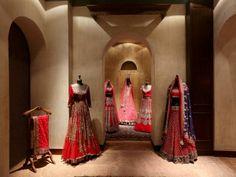 Gorgeous store! Manish Malhotra's Delhi store. Ambavatta, H5/1, Kalkadas Marg, Mehrauli, New Delhi