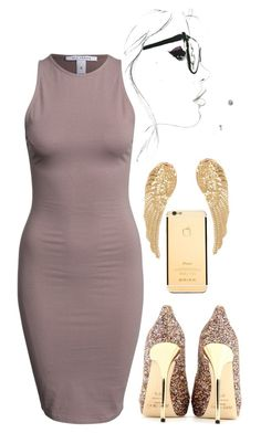 """""""Untitled #76"""" by kaay-kay ❤ liked on Polyvore featuring art"""