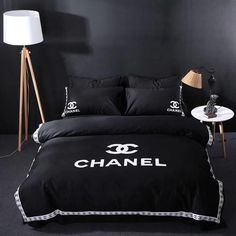 new cotton bedding sets sets Cheap Bed Linen, Cheap Bed Sheets, Cheap Bedding Sets, Cotton Bedding Sets, Queen Bedding Sets, Comforter Sets, Affordable Bedding, King Comforter, Chanel Bedding