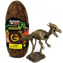 GeoWorld Jurassic Eggs Realistic 3D Stygimoloch Dinosaur Skeleton Model Replica Toy Dino Puzzle | Nothing But Dinosaurs