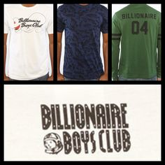 ee9c5ed5ed New Billionaire Boys Club hit Karmaloop. Cop them before the runout of  stock!