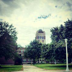 Bay City Central High School, Bay City, Michigan( my boyfriends high school)