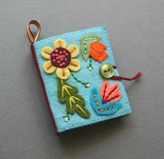 Flora Needle Book No. 12 | Flickr - Photo Sharing!