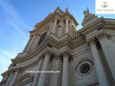 The Church of San Giovanni Evangelista