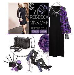 """""""rebecca minkoff bag for fall"""" by iraavalon ❤ liked on Polyvore featuring Jason Wu, Rebecca Minkoff, Dolce&Gabbana, Erdem, rebeccaminkoff and contestentry"""
