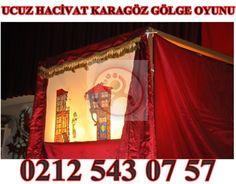 Osmanlı zamanından günümüze kadar gelen bizlere zevk veren gölge oyunu hacivat ve karagöz için bizimle irtibata geçin.