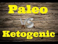 Paleo vs Keto: What's the Difference? -  Wondering what the difference is between the Paleo Diet and the Ketogenic Diet?  Paleo vs Keto Diet: What's the difference?  I wrote a blog about it that goes into full detail, but take a listen to this video if you'd like to get started soon.  Paleo vs Keto is not as much a... - http://cookwarerecipes.pro/paleo-vs-keto-whats-the-difference/ Ketogenic Vs Paleo, Paleo Vegan Diet, Dieta Paleo, Paleo Food, Keto Vs Low Carb, Keto Vs Atkins, Keto Meal Plan, Paleo Meal Prep, Palio Diet