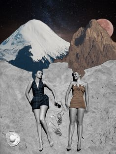 Summer Dreams by Eugenia Loli #collage