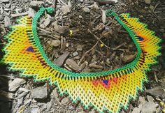 Okama de sol, hecho por indígenas de Chocó Colombia.