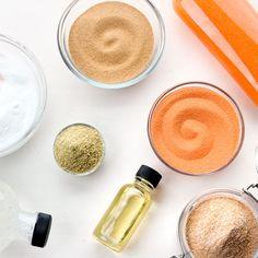 Pumpkin Body Wash and Facial Scrub Kit
