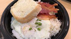 Deep-fried Spam musubi is back on Oahu Korean Braised Short Ribs, Kalbi Ribs, Fried Spam, Portuguese Sausage, Chicken Katsu Curry, Maui Restaurants, Spam Musubi, Ahi Poke, Loco Moco