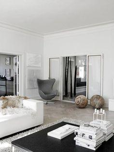 urbnite           - Egg Chair by Arne Jacobsen