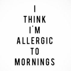 #mornings