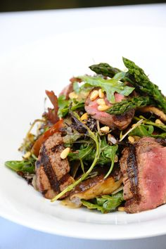 FIG & OLIVE, Filet Mignon Salad