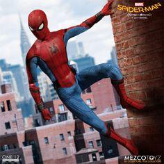 #spiderman #Homecoming #Mezco #Toys #marvel