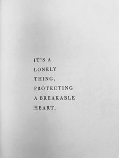 Mainly because the breakable hearts don't attract many others, breakable or not.