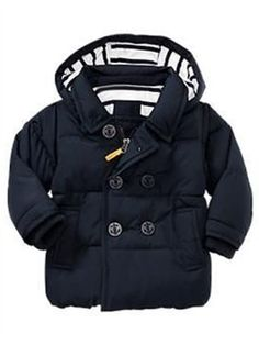 Baby's Fashion Hoodies Jacket Coat Baby Boy Padded Jacket Unisex Baby Down Jacket Winter Keep Warm Outwear Cotton Quilted Coat Z - Kindermode Ideen 2019 Baby Outfits, Outfits Niños, Little Kid Fashion, Baby Boy Fashion, Kids Fashion, Fashion Shoes, Latest Fashion, Fashion Trends, Cotton Jacket