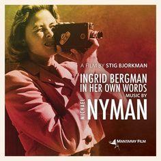 Ingrid Bergman in Her Own Words Soundtrack by Michael Nyman