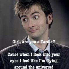 Doctor pick up lines