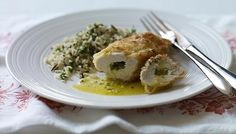 Delicious chicken kievs - so much better than shop-bought versions