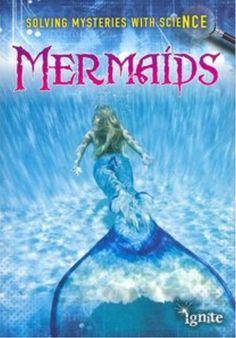 Mermaid Melissa on mermaid mysteries book