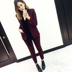 Our premium suit blazers and trousers are the perfect style statement for the new season. #Topshop