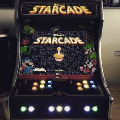 Something we loved from Instagram! #diy #bartop #arcade #raspberrypi #nintendo #supernintendo #nes #snes #psx #playstation #sega #megadrive #kodi  #MISSIONACCOMPLISHED der läuft! by dasgibu Check us out http://bit.ly/1KyLetq