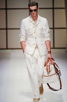 53d85860600 Salvatore Ferragamo 2012 - The new Salvatore Ferragamo 2012 Spring Summer  collection for men boasts some hippie-inspired and bohemian fashion sure to  keep ...