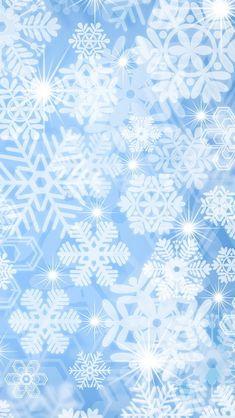 Snow Star iPhone5壁紙