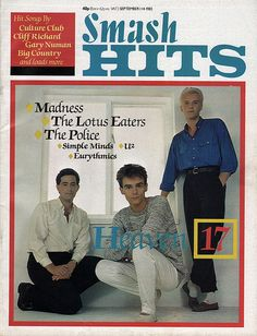 Smash Hits, September 1 - 14, 1983
