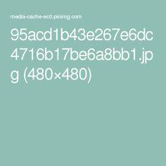95acd1b43e267e6dc4716b17be6a8bb1.jpg (480×480)