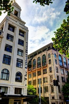 The Elliott Hotel in Auckland