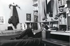 The Studio Apartment on W. 68th St. in which James Dean lived from 1951 to 1954