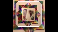 Dollar Tree DIY Caribbean vibes Wall Mirror Decor Bling Glam Home Decor Creating Elegance For Less - YouTube