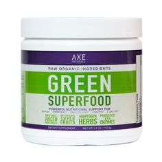Dr. Axe's best-selling Green Superfood Powder is the highest quality, best-tasting greens powder available.