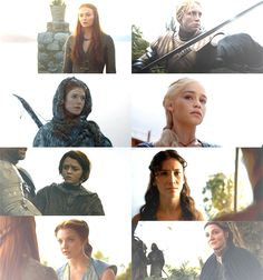 Game Of Thrones Women