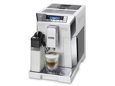 DeLonghi ECAM45760W Eletta Cappuccino TOP Super Automatic Espresso Machine Silver *** More info could be found at the image url.