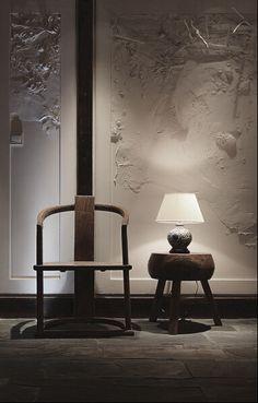 【投稿作品】葫芦岛食屋私人餐厅 / 大连纬图建筑装饰工程有限公司 - 餐饮 - 室内设计师网